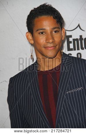 SAN DIEGO - July 22:  Keiynan Lonsdale at the Entertainment Weekly's Annual Comic-Con Party 2017 at the Float at Hard Rock Hotel San Diego on July 22, 2017 in San Diego, CA