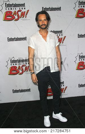 SAN DIEGO - July 22:  Rodrigo Santoro at the Entertainment Weekly's Annual Comic-Con Party 2017 at the Float at Hard Rock Hotel San Diego on July 22, 2017 in San Diego, CA