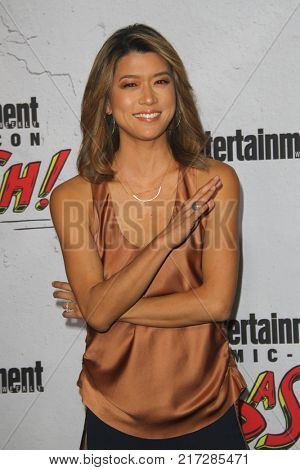 SAN DIEGO - July 22:  Grace Park at the Entertainment Weekly's Annual Comic-Con Party 2017 at the Float at Hard Rock Hotel San Diego on July 22, 2017 in San Diego, CA
