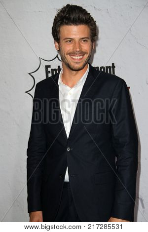 SAN DIEGO - July 22:   Francois Arnaud at the Entertainment Weekly's Annual Comic-Con Party 2017 at the Float at Hard Rock Hotel San Diego on July 22, 2017 in San Diego, CA