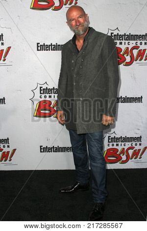 SAN DIEGO - July 22:   Graham McTavish at the Entertainment Weekly's Annual Comic-Con Party 2017 at the Float at Hard Rock Hotel San Diego on July 22, 2017 in San Diego, CA