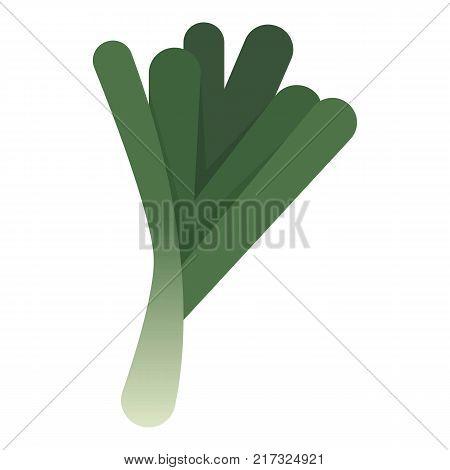 Onion icon. Cartoon illustration of onion vector icon for web