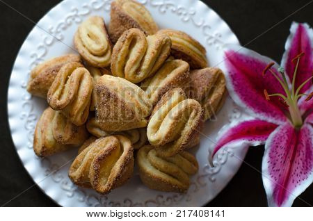 Cookies With Cottage Cheese And Sugar Lily