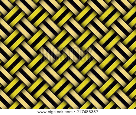 Wicker texture. a simple abstract background illustration
