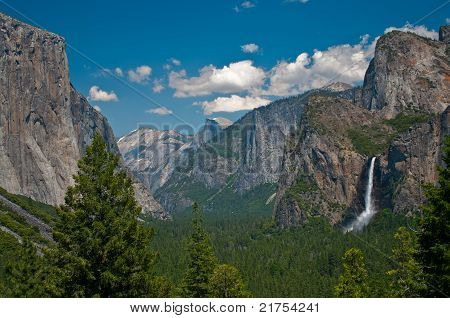 Yosemite Valley in June