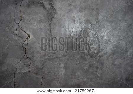 Excessive moisture can cause mold and peeling paint wall such as rainwater leaks or water leaks. Empty right with copy space for text.