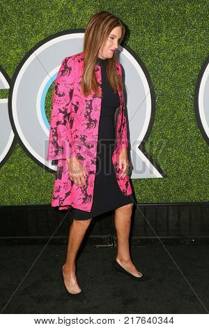 LOS ANGELES - DEC 7:  Caitlyn Jenner at the 2017 GQ Men of the Year at the Chateau Marmont on December 7, 2017 in West Hollywood, CA