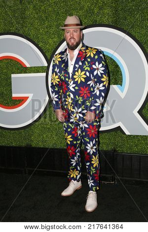 LOS ANGELES - DEC 7:  Chris Sullivan at the 2017 GQ Men of the Year at the Chateau Marmont on December 7, 2017 in West Hollywood, CA