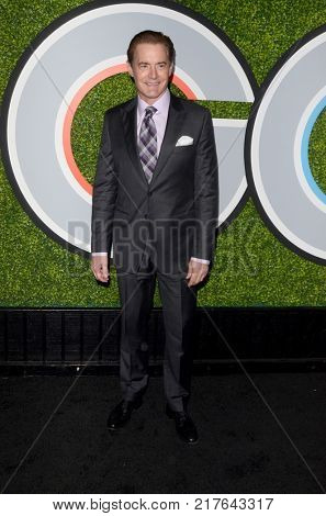 LOS ANGELES - DEC 7:  Kyle MacLachlan at the 2017 GQ Men of the Year at the Chateau Marmont on December 7, 2017 in West Hollywood, CA