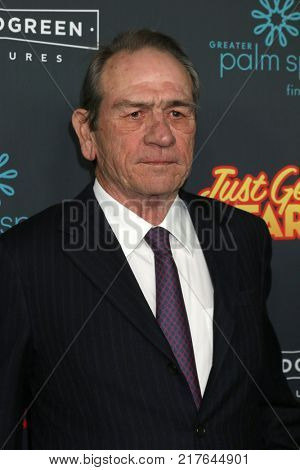 LOS ANGELES - DEC 7:  Tommy Lee Jones at the