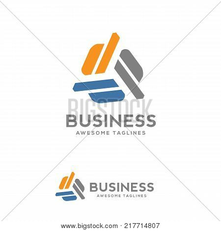 Abstract P letter vector technology logo, Power p vector, p letter logo,ppp logo, triple p logo, pd letter technology logo vector
