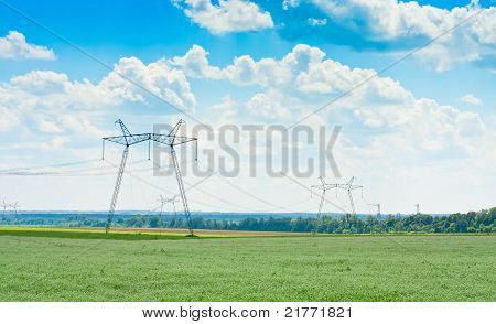 Electrical Tower