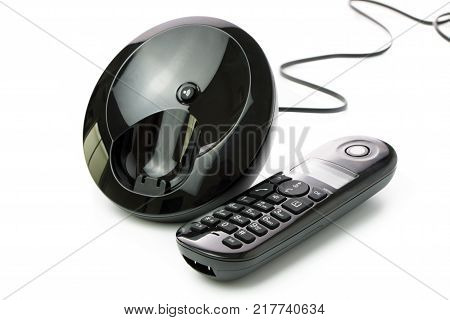 Cordless Phone With Charging Station