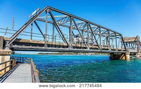 Bridge in Narooma Australia New South Wales