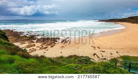 Duesbury Headland Narooma Australia New South Wales