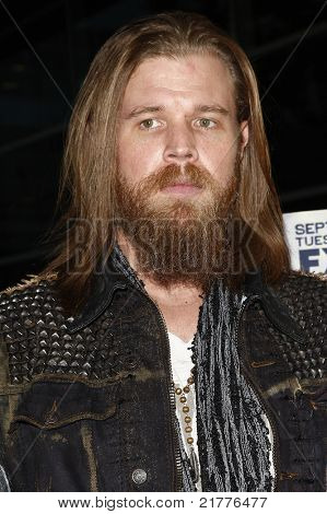 LOS ANGELES - AUG 30: Ryan Hurst at the Season Three premiere screening of 'Sons of Anarchy' at the Cinerama Dome in Los Angeles, California on August 30, 2010