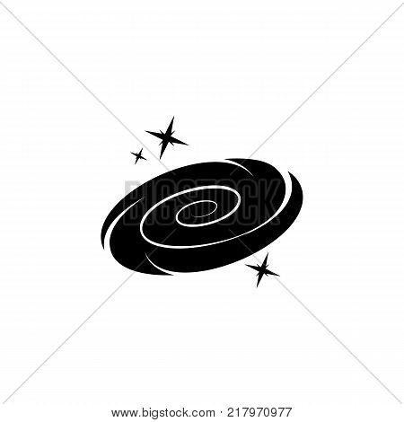 Galaxy icon. Elements of space Icon. Premium quality graphic design. Signs symbols collection simple icon for websites web design mobile app on white background