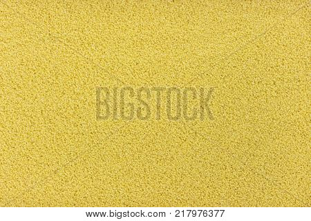 Couscous background or texture. One of the collection