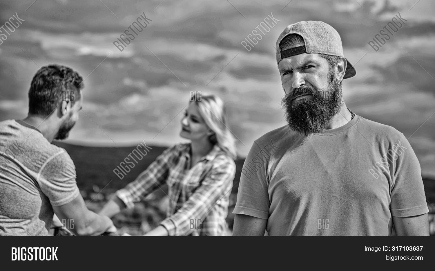 Guy Adult Still Lonely Image & Photo (Free Trial) | Bigstock
