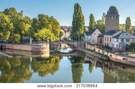Little France La Petite France , A Historic Quarter Of The City Of Strasbourg In Eastern France