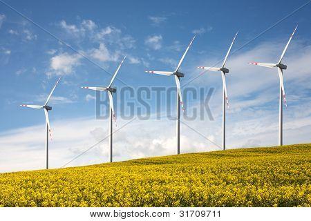 Wind Turbines,alternative energy source