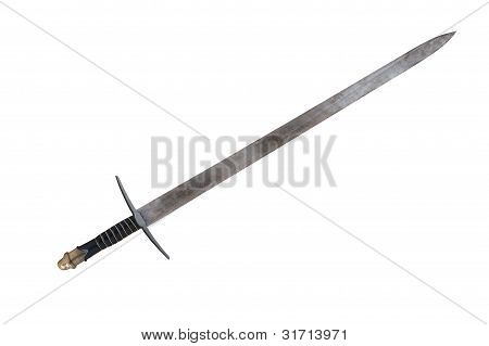 Old Rusted Broadsword
