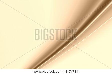 Sephia 3D Fractal ( Fantasy Abstract Background )