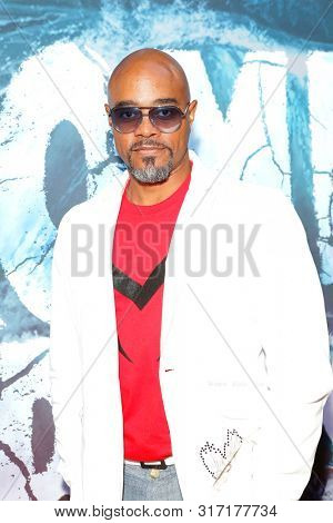 LOS ANGELES - AUG 12: Shelton Jolivette at the Premiere Of SyFy's
