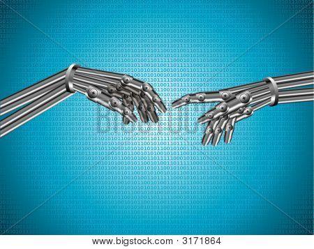 Creation Of Machine Digital