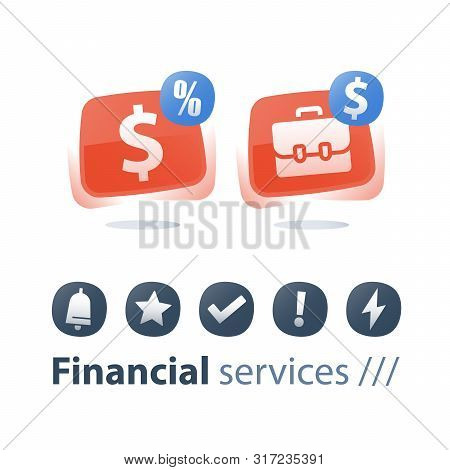 Investment Portfolio, Mutual Fund, Finance Account And Management, New Business Planning, Stock Mark