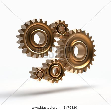 gear connection