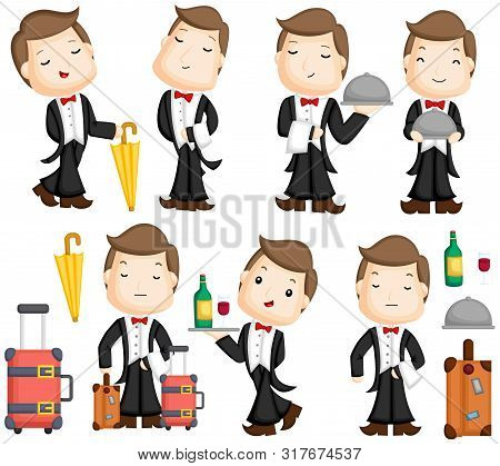 A Vector Of A Many Butler Activities