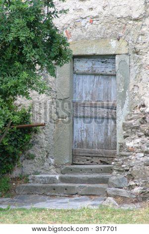 Old Country Door.