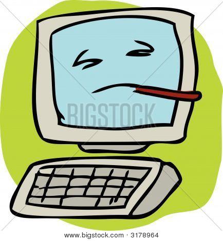 Sick Computer