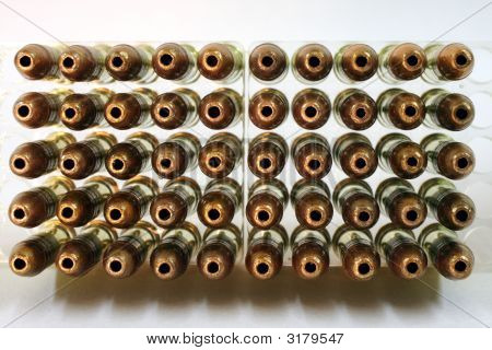 Rack Of Bullets