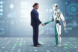 Concept of cooperation between humans and robots