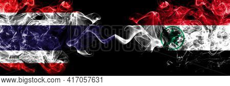 Thailand, Thai Vs Arabistan, Democratic Revolutionary Front For The Liberation Of Arabistan Smoky My