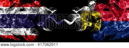 Thailand, Thai Vs United States Of America, America, Us, Usa, American, Memphis, Tennessee Smoky Mys