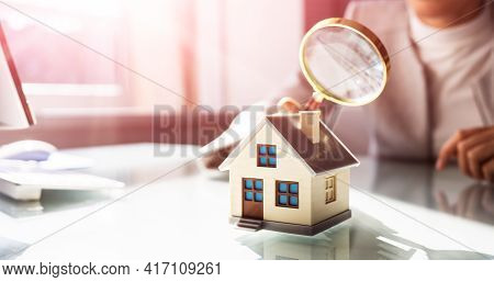 Real Estate House Appraisal And Appraisers Inspection