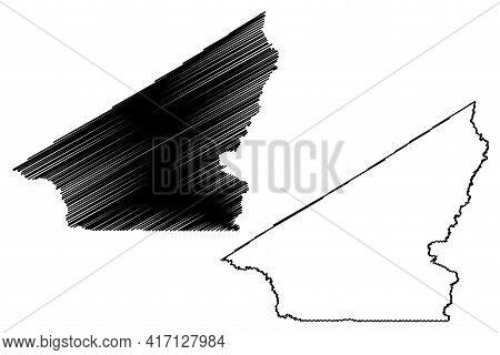 Southampton County, Commonwealth Of Virginia (u.s. County, United States Of America, Usa, U.s., Us)