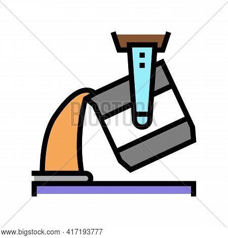 Foundry Aluminium Production Color Icon Vector. Foundry Aluminium Production Sign. Isolated Symbol I