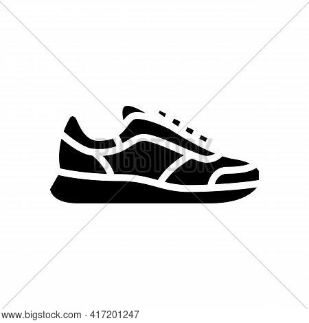 Everyday Shoe Care Line Icon Vector. Everyday Shoe Care Sign. Isolated Contour Symbol Black Illustra