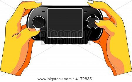 Hands On Game