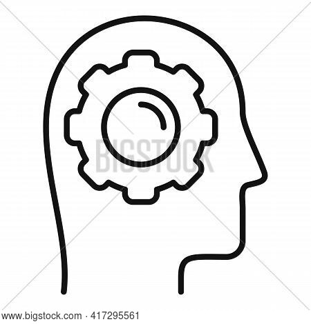 Sponsor Personal Traits Icon. Outline Sponsor Personal Traits Vector Icon For Web Design Isolated On