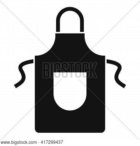 Blacksmith Apron Icon. Simple Illustration Of Blacksmith Apron Vector Icon For Web Design Isolated O