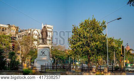 Statue Of Prime Minister Of India Shree Lal Bahadur Shashtri Who Promoted White Revolution And Famou