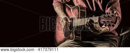 Electric Guitar, String, Guitarist, Musician Rock. Musical Instrument. Guitars And Strings. Guitar A