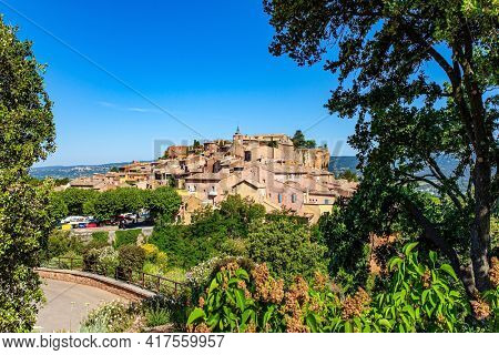 Roussillon is one of the