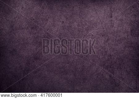 Closeup of purple textured concrete background