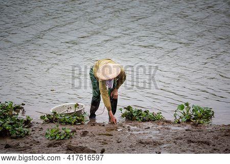 Tam Coc River Vietnam Landscape